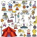 RoomMates 54212 Zirkus von Room Mates bei TapetenShop