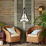Cwill moderne hohe Quanlity Schnur-hängende Lampen 37cm 110v / 220v hängende Beleuchtungs-Befestigung mit E27-Sockel mit CER, 28cm Größe