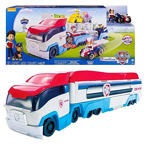 Truck Paw Patroller | Einsatz-Fahrzeug mit Sound | Paw Patrol | Spiel Set