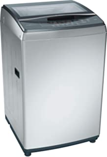 Bosch Top Load Washing Machine, 7kg  Silver
