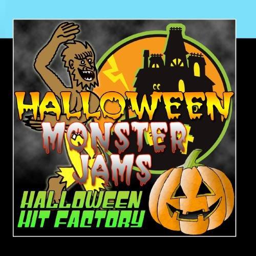 Halloween Monster Jams (Halloween Jam Factory)