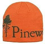 Pinewood® MELAGE Mütze Signalorange Grün Drückjagd Mütze