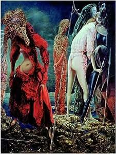 Puzzle 1500 pièces - Max Ernst : Antipope