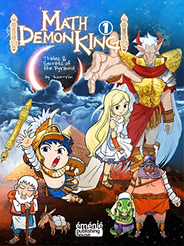 Math Demon King: Thales & Secrets of the Pyramid (English Edition)