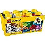 مجموعة لعب صندوق مكعبات بناء متوسط وكلاسيكي من ليغو - متعدد الالوان، 10696
