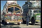 512032 City Bus Karachi Pakistan A4 Photo Poster Print 10x8