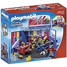 Playmobil - Cofre de motos (61570)