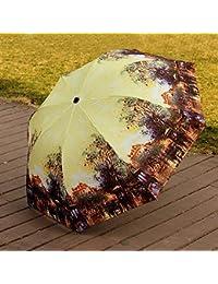 Sasan Europeos y Americanos de la Personalidad creadora de Aceite Paraguas paracaídas 70% Off Sol