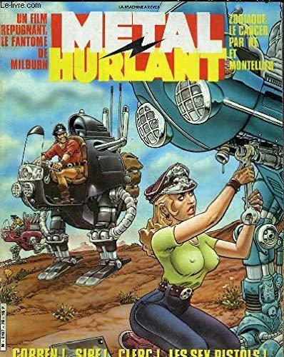 Metal hurlant n°76