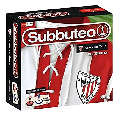 Subbuteo Playset Athletic Club Edition Collector