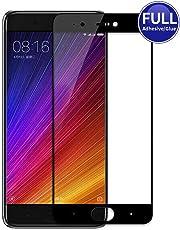X-Dision Verbessert 3D Schutzfolie Alternativen für Xiaomi Redmi Note 4X (Schwarz) (Vollbild geklebt) Vollbildschutz HD-Komplettabdeckung 9H Härten von Glasschutz Anti-Fingerabdruck