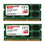 Komputerbay KB_8GB_2X4GB_DDR3_...
