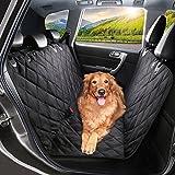 Dog Car Seat Cover Hunde-Autositz-Abdeckung, wasserdicht, strapazierfähig, rutschfest, mit hummock & Anker–Autositzbezüge, maschinenwaschbar, kratzfest, Universal passend für alle Fahrzeuge.