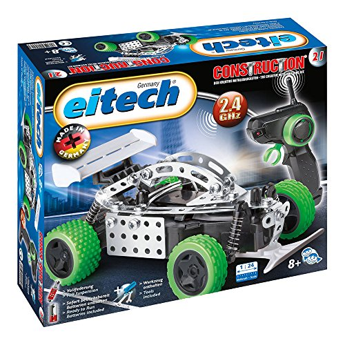 "Eitech 00021 - Metallbaukasten ""RC Speed Racer\"", 2.4 GHz"