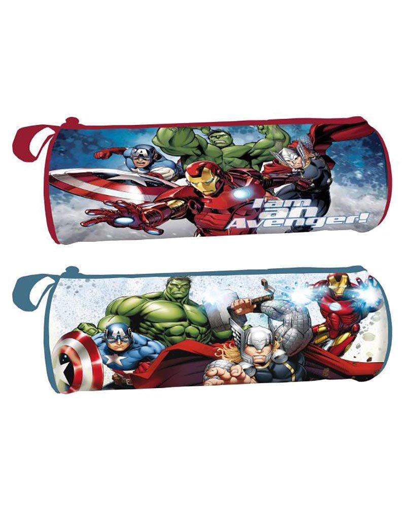 Hasbro–asoast3851–Dibujos–Estuche Avengers