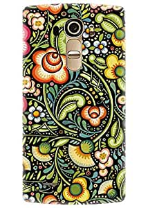 Spygen Premium Quality Designer Printed 3D Lightweight Slim Matte Finish Hard Case Back Cover For LG G4