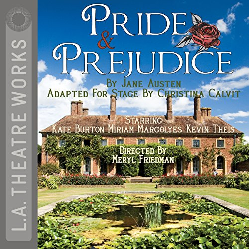 Pride and Prejudice (Dramatized)  Audiolibri