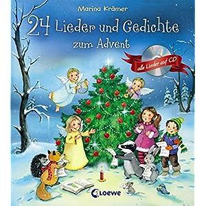 Herunterladen 24 Lieder Und Gedichte Zum Advent Mit Lieder