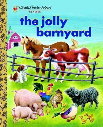 the-jolly-barnyard-little-golden-book-by-annie-north-bedford-2004-05-11