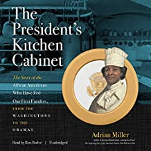 PRESIDENTS KITCHEN CABINET  8D