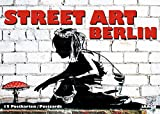 Street Art Berlin: 15 Postkarten / Postcards -
