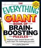The Everything Giant Book Of Brain-Boosting Puzzles: Improve your mental fitness with more than 750 challenging puzzles! (Everything Books) best price on Amazon @ Rs. 0
