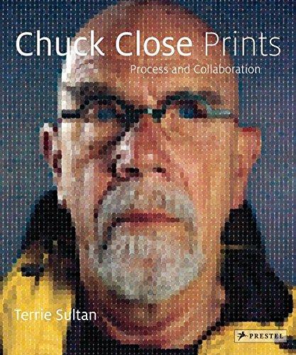 Chuck Close Prints: Process and Collaboration (Grafik Firma)