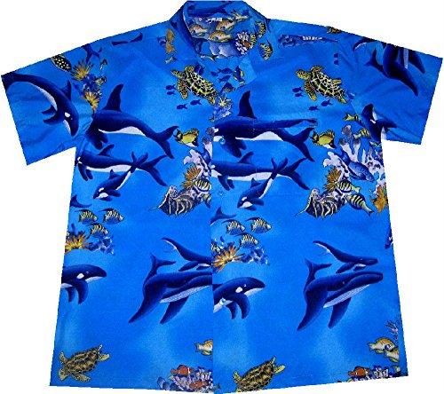 hawaiian-shirt-beautiful-ocean-size-xl