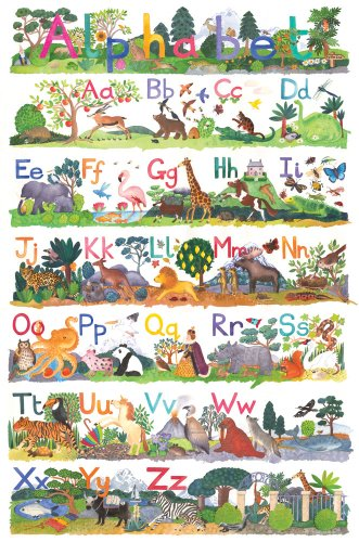 animal-abc-poster-by-claire-winteringham-giant-size-100-x-75cm-30-x-40-inches