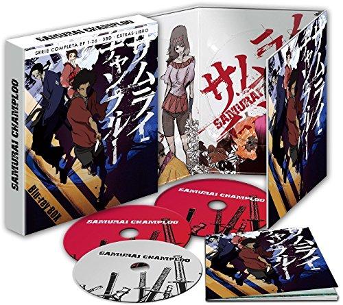 Samurai Champloo - Edición Coleccionista [Blu-ray]