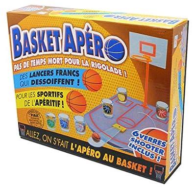 Jeu à boire Basket Apéro