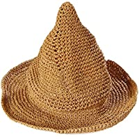 Leisial Sombrero Gorra Paja de la playa Gorro de Viaje Protector Solar Sombrero  de Sol Respirable e458f943e18