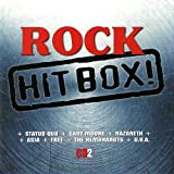 Rockhits (CD Compilation, 17 Tracks, Various Artists) Huey Lewis & The News - I Want A New Drug / Big Head Todd & The Monsters - Resignation Superman / Gotthard - He Ain't Heavy, He's My Brother / Climax Blues Band - Couldn't Get It Right etc..