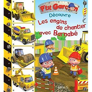 Découvre les engins de chantier avec Barnabé