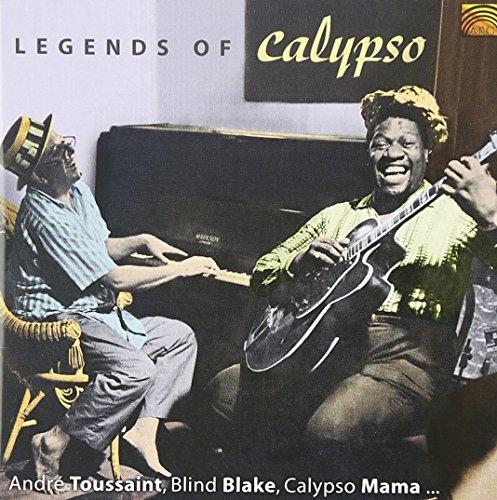 Legends of Calypso (Schwester Sampler)