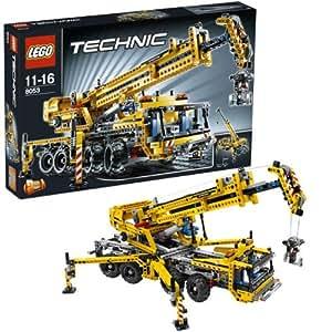 lego technic 8053 mobile crane toys games. Black Bedroom Furniture Sets. Home Design Ideas