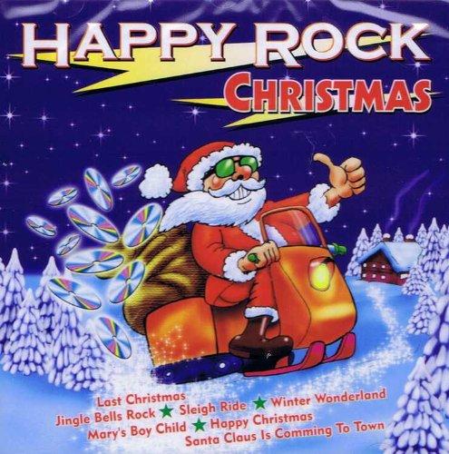 Happy Rock Christmas - Santa Claus Rock