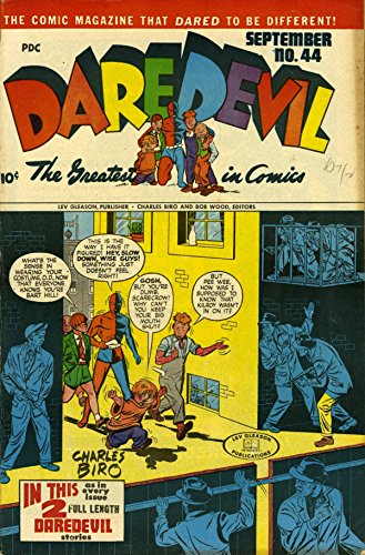 Daredevil Comics #44 (English Edition)