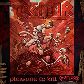 Pleasure To Kill by Kreator (B06XKP75PW) | Amazon price tracker / tracking, Amazon price history charts, Amazon price watches, Amazon price drop alerts
