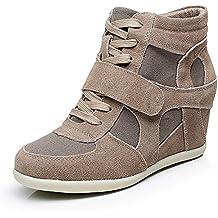 zapatillas cuñas mujer adidas