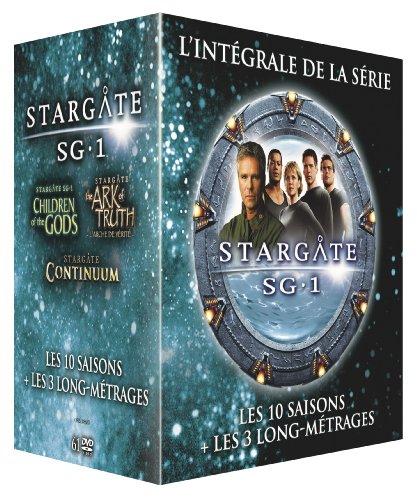 Stargate SG-1 – L'intégrale des 10 saisons + 3 films [Édition Limitée]