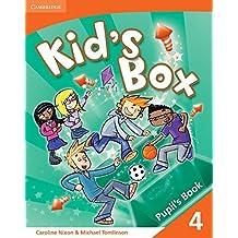 Kid's Box 4 Pupil's Book: Level 4 - 9780521688185