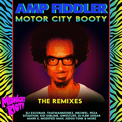Soul Fly, Pt. 1 (feat. Dames Brown) [Sam Redmore Remix] (Amp Motor)