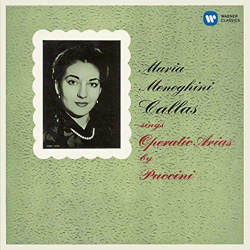 Callas sings Operatic Arias by...