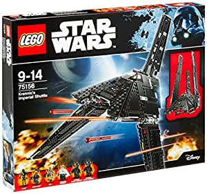 LEGO - 75156 - Star Wars - Jeu de Construction - Krennic's Imperial Shuttle