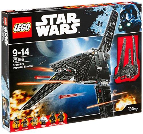 LEGO Star Wars 75156 - Krennics Imperial Shuttle Spielzeug