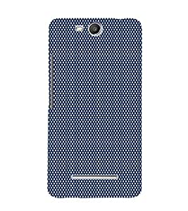 Small Points 3D Hard Polycarbonate Designer Back Case Cover for Micromax Canvas Juice 3+ Q394 :: Micromax Canvas Juice 3Plus Q394