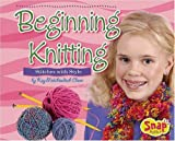 Beginning Knitting: Stitches with Style (Crafts) by Kay Melchisedech Olson (2006-09-01)