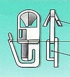 Klickfix Gardinengleiter- das Original a 50 St.