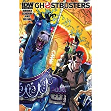 Ghostbusters (2011-2012) #5